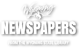 Wyo Newspapers